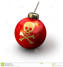 christmas skull stock photo image of december love skull 1468966