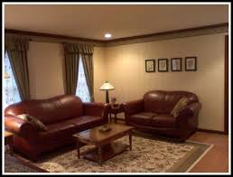 paint colors for living room with dark wood trim living room