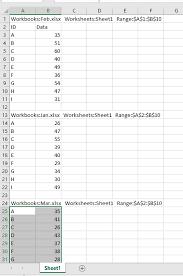 how to merge worksheets workbooks into one worksheet
