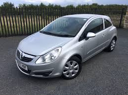 used vauxhall corsa club 3 doors cars for sale motors co uk