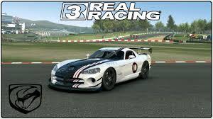 Dodge Viper Race Car - real racing 3 dodge viper srt10 acr x auto car gameplay hd