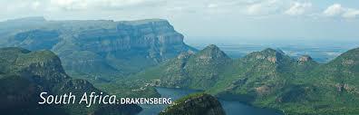 Drakensberg Mountains Map Drakensberg Ashanti