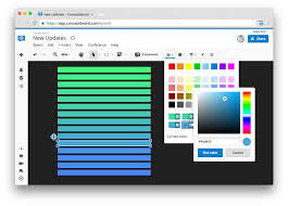 Pick Color by Google Drive Custom Colors And More Updates