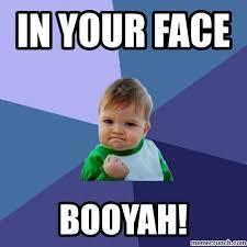 Your Face Meme - your face