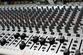Mixing Table Free Stock Photos Rgbstock Free Stock Images Sound Mixer 1