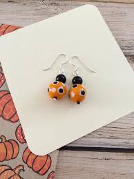 diy halloween earrings halloween diy 12daysof this n that