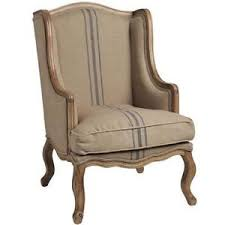 French Script Armchair French Chair Ebay
