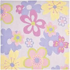 Lilac Rug Amazon Com Safavieh Safavieh Kids Collection Sfk351a Handmade