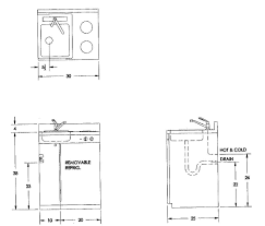 american standard kitchen faucet parts diagram cabinets ideas standard kitchen sink cabinet sizes modern kitchen