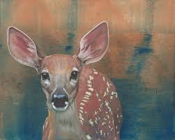 deer gentleness and unconditional the third eye studio