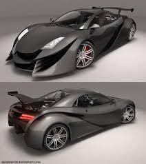 futuristic sports cars dsng u0027s sci fi megaverse concept cars part 2