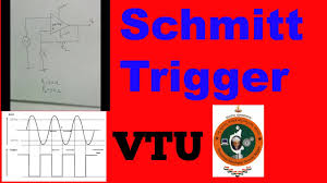 schmitt trigger laboratory explanation vtu 3rd semester computer
