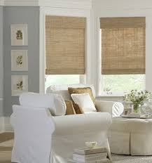 Kitchen Window Blinds And Shades - affordable textured jute like roller shades jute master bedroom