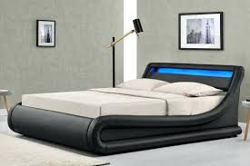 bed frame with lights beds with lights irrr info