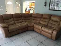 One Person Sofa by Best 6 Person Couch Normal Wear 5 Years Old 2 Recliners One