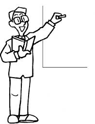 teacher coloring pages getcoloringpages for coloring pages for