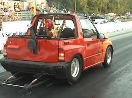 chevy tracker 1990 geo tracker race truck youtube