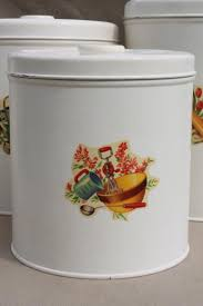 Retro Canisters Kitchen Metal Canisters Kitchen 2 Compartment Wire Metal Basket With