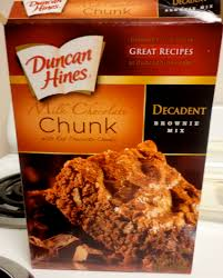 duncan hines chocolate chip cookie dough everything