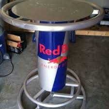Pub Bar Table Bull Energy Drink Pub Bar Table From Abovethenet On Ebay