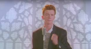 Meme Rick Astley - rickroll 14 facts about the meme that s never gonna give you up