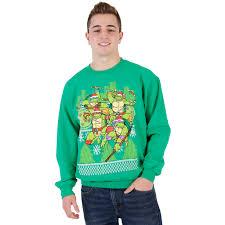 mutant turtles fight stance sweatshirt