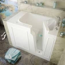 Soaker Bathtubs Bathroom Handicap Accessible Bathtub Soaking Tubs Lowes Home