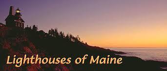 Light Houses Maine Lighthouses