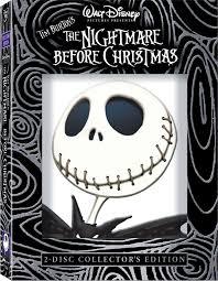 Nightmare Before Christmas Desk Set Tim Burton U0027s The Nightmare Before Christmas 2 Disc Collector U0027s