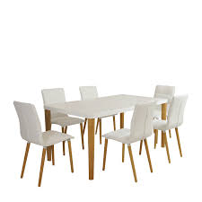 star furniture dining table double star furniture nordic dining table with chair 7pc double