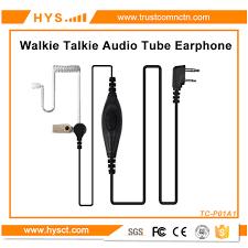 catálogo de fabricantes de woki toki auricular de alta calidad y