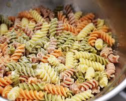 pasta salad u2013 like mother like daughter