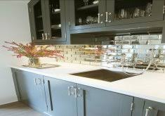 mirror tile backsplash kitchen mirror tiles kitchen backsplash home design ideas and pictures