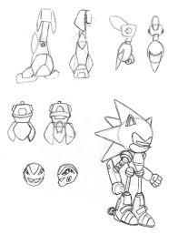 a few robot sketches by wakeangel2001 on deviantart