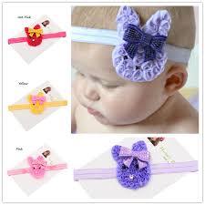 s headbands 15pcs bunny ears headbands headwear for easter day s hair bows
