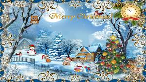christmas animated cards christmas lights decoration