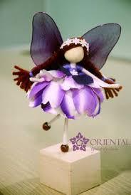 pink miniature pink mulan magnolia petal doll no doll