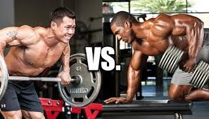 Bench Press Vs Dumbbell Press What Are The Benefits Of Barbells Versus Dumbbells Assuming The