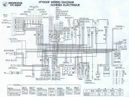 honda motorcycle wiring diagrams throughout cbr 600 f4 diagram