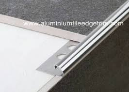 10mm stainless steel round edge tile trim outside corner trim long durability