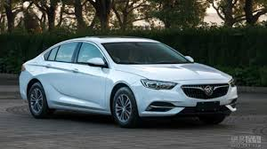 opel commodore 2018 leaked images china bound 2018 buick regal is an opel insignia