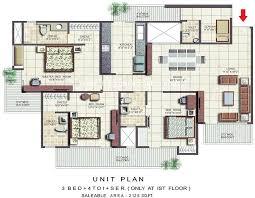 Antilla Floor Plan Cozy Inspiration Luxury 4 Bedroom Apartment Floor Plans 3 On Home