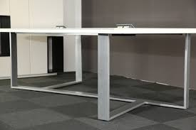 Office Furniture Meeting Table White Modern Style Office Furniture Meeting Desk Conference Table