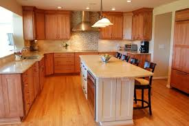 U Shaped Kitchen Design Ideas Double Handle Faucet Under Cabinet Lighting Small U Shaped Kitchen