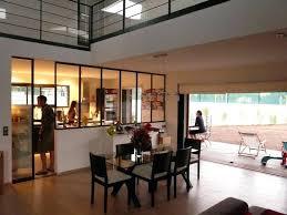 escalier entre cuisine et salon escalier entre cuisine et salon