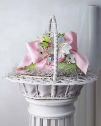 easter home decorating ideas martha u0027s stunning easter basket creations martha stewart