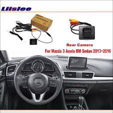 ecran bureau retourné liislee pour mazda 3 mazda3 axela bm berline 2013 2016 voiture