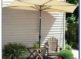 Half Umbrella Patio Luxury Half Umbrella Patio And Half Patio Umbrella With Stand 12