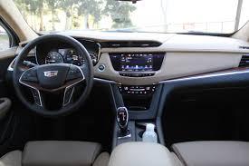 cadillac jeep interior 2017 cadillac xt5 review autoguide com news