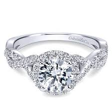 cross jewelry rings images Gabriel er7543 criss cross halo engagement ring freedman jewelers jpg